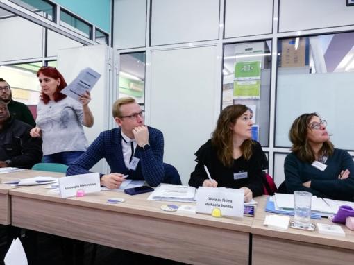 Švietimo kokybės užtikrinimas – per tarpkultūrines patirtis