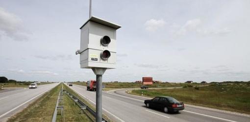 Kitąmet Lietuvos keliuose bus įrengta 70 momentinio greičio matuoklių