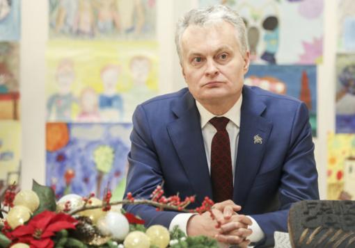 G. Nausėda: Rusija visomis išgalėmis siekia perrašyti istoriją