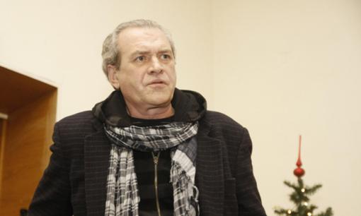 Mirė aktorius Remigijus Sabulis