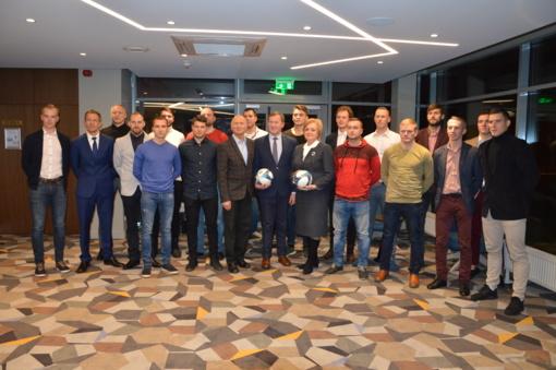 Kurs bendrą Nemuno krašto futbolo istoriją