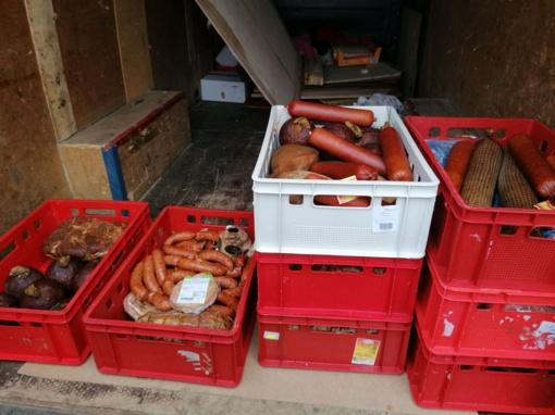 Prieš pat didžiąsias metų šventes Alytuje demaskuoti mėsininkai
