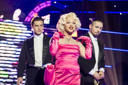Kuris garsus aktorius tapo Marilyn Monroe?