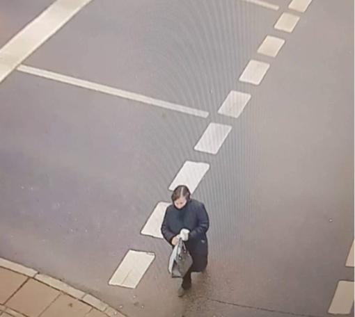 Policija prašo pagalbos: iš palatos dingo paciento piniginė