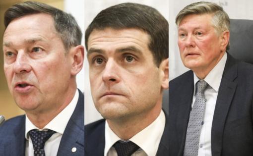 R. Žemaitaitis, A. Paulauskas, A. Zuokas naująjį politinio darinio pavadinimą pristatys sausio viduryje
