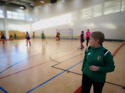 Uždarų patalpų riedulio čempionatas startavo Šiaulių derbiu