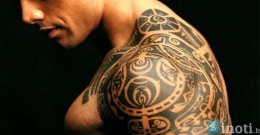 Ar tikrai tatuiruotės gali pakeisti žmogaus likimą? Sužinokite!