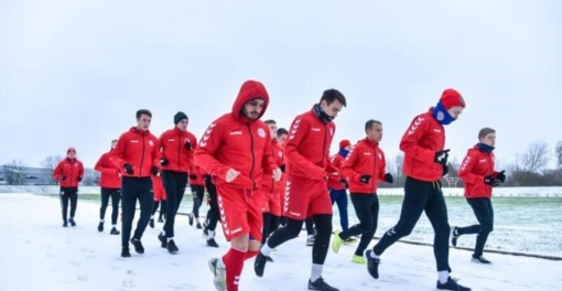 """FK """"Panevėžys"""" pradėjo pasiruošimą naujam sezonui"""