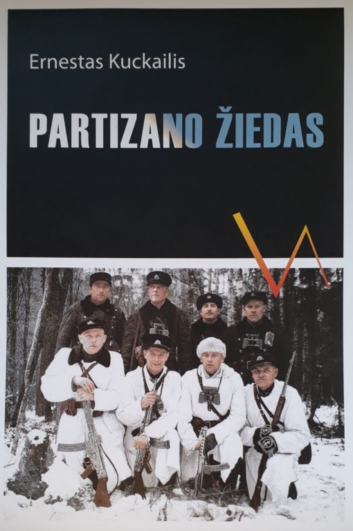 """E. Kuckailio knygos """"Partizano žiedas"""" pristatymas"""