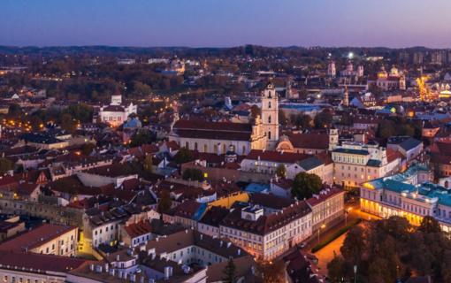 Šiemet bus pažymimi UNESCO Pasaulio paveldo Lietuvoje metai