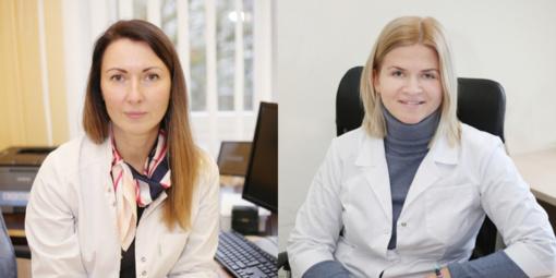 Ukmergėje darbą pradėjo dvi jaunos šeimos gydytojos