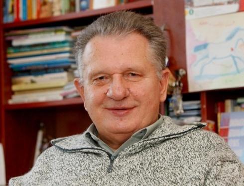 Svečiuose – poetas, rašytojas Jonas Mačiukevičius