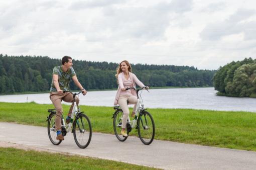 """Pakartotinai skelbiame Birštono savivaldybės fotografijų konkursą """"Aš ir dviratis"""""""