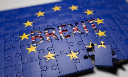 "Britų parlamentarai balsuos dėl ""Brexito"" susitarimo"