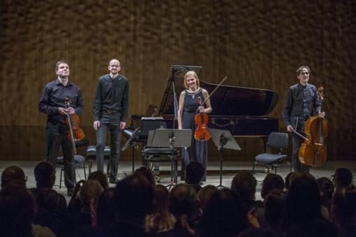 Trakų vardas nuskambėjo moderniausioje koncertų salėje pasaulyje