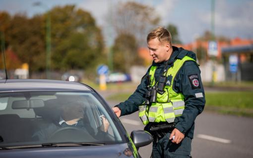 Pernai – mažiau mirčių Klaipėdos apskrities keliuose