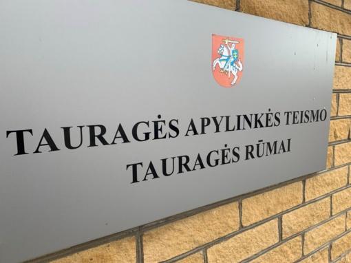 Teismas skyrė baudą Tauragėje veikiančio grožio salono vadovei
