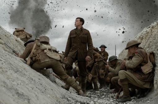 """Filmo apžvalga: """"1917"""""""