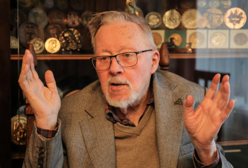 V. Landsbergis praėjus 29 metams po Sausio 13-osios: visuomenei trūksta brandos, valdžios kelias veda į niekur