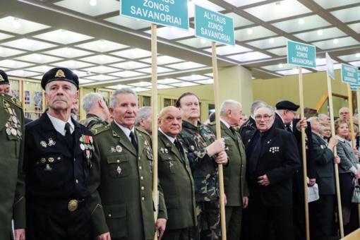 Sausio 13-osios išvakarėse Seime - tradicinis Laisvės gynėjų susitikimas