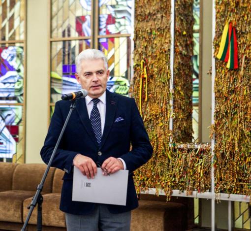 "Sugriuvo frakcija ""Lietuvos gerovei"""