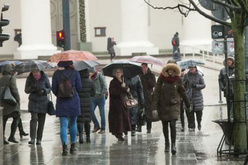 Šią savaitę meteorologai prognozuoja šilumos rekordus