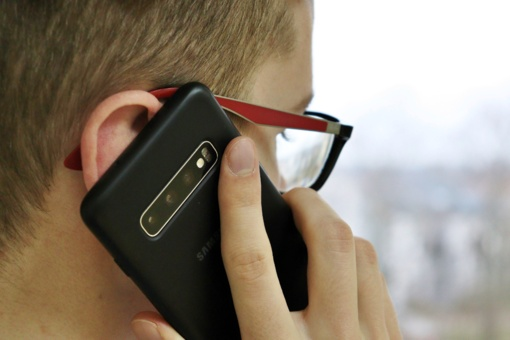 Sulaikytas telefonų vagis