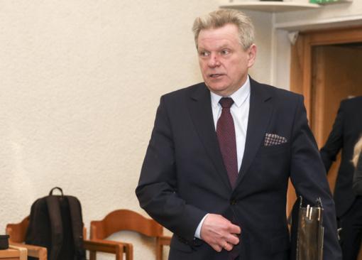 R. Karbauskis nemato nei teisinių, nei moralinių priežasčių, kad J. Narkevičius turėtų atsistatydinti