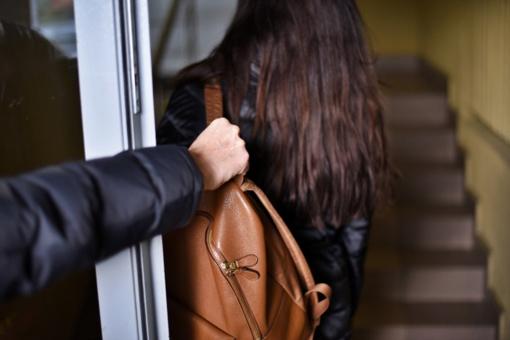 Sostinėje užpulta ir apiplėšta moteris