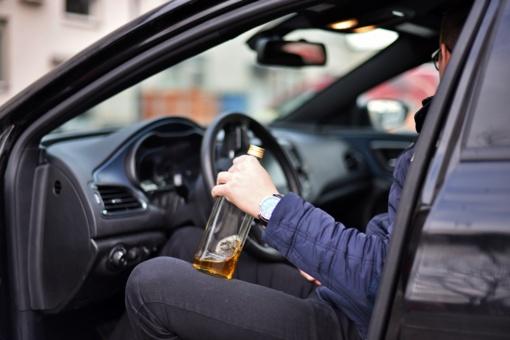 Biržų rajone sulaikytas neblaivus vairuotojas