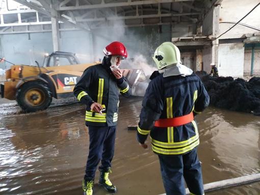 Ugniagesių gelbėtojų profsąjungos vadovas: ugniagesių netenkina sveikatos tyrimų vilkinimas