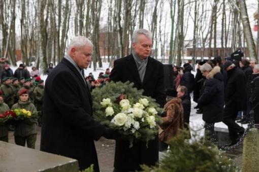 Minimos 97-osios Klaipėdos krašto sukilimo metinės