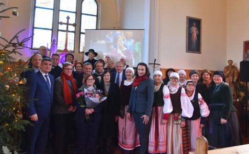 Martyno Liudviko Rėzos vardo premija peržengė Lietuvos ribas
