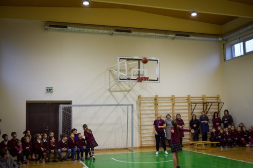 Atidaryta Girkalnio pagrindinės mokyklos sporto salė