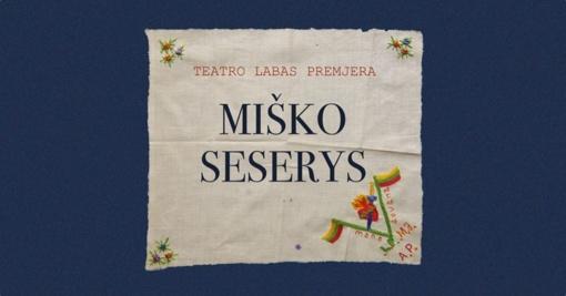 """Druskininkų viešojoje bibliotekoje teatro """"Labas'' premjera """"Miško seserys''"""