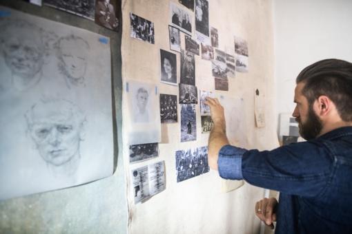 "Varėnoje bus rodomas Vytauto V.Landsbergio filmas ""Vanago portretas"""