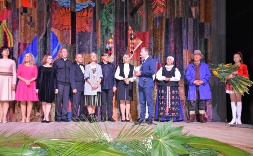 Marijampolės kultūros ir meno darbuotojams didesni atlyginimai