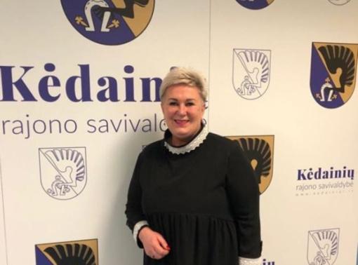 Dotnuvos slaugos namų direktorės konkursą laimėjo Irena Staliorienė