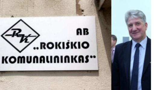 """""""Rokiškio komunalininke"""" – pareiškimai išeiti iš darbo ir neeilinis patikrinimas"""