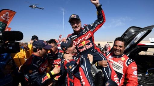 Dakaro ralio finišas: lyderiai išsaugojo pozicijas
