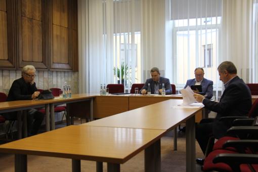 Kontrolės komitetas nagrinėjo ir daugiabučio gyventojų skundą