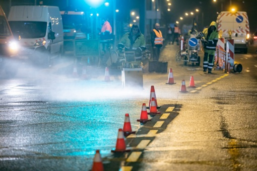 Pernai Vilniuje atnaujinti kiemai, išasfaltuotos gatvės, 2020-aisiais – didesnis dėmesys šaligatviams