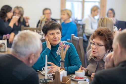 """Kasmetė akcija """"Susitikim prie kavos puodelio"""": vis daugiau dalyvių ir gerų emocijų"""
