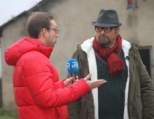 Neatpažįstamai pakeistas Pagėgių savivaldybės meras bandė įsijausti į gyventojų problemas