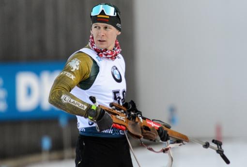 Įspūdingai šaudę Lietuvos biatlonininkai pasaulio taurės varžybose pasiekė rekordą