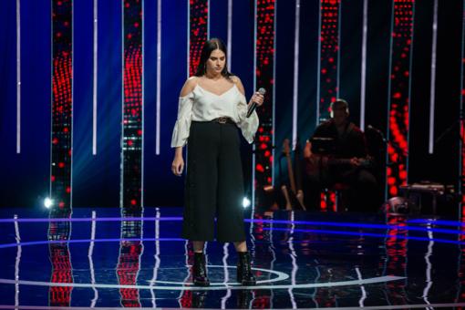 """Monikos Marijos pritariančioji vokalistė """"Lietuvos balse"""" bandys pakartoti jos sėkmę: """"Jei niekas neatsisuks – mesiu muziką"""""""