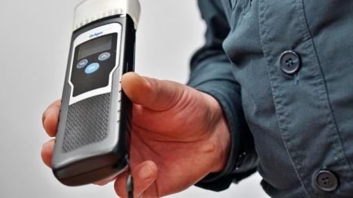 Vairuotojui Vilniuje nustatytas 3,3 promilės girtumas