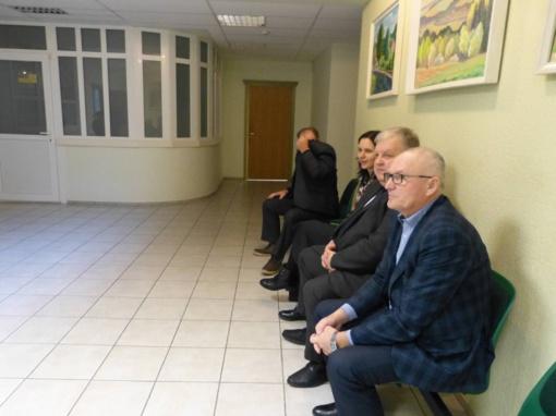 Kitas Kęstučio Tubio teismo posėdis bus uždaras