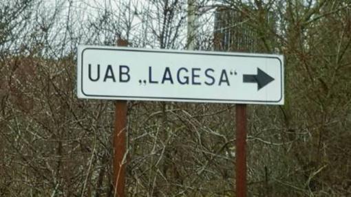 "Bankrutuoja UAB ""Lagesa"""