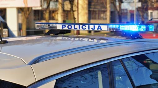 Vilniuje už pažeidimus sustabdytas vairuotojas bandė atsipirkti kyšiu